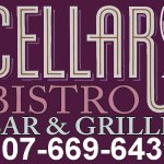 Our new logo highlights the variety on our new menu.
