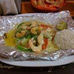 Fish dish at El Moro
