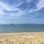 Koukounaries Beach Foto