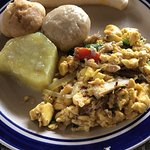 Salt Cod & Ackee, at Sweet Spot, May 5 2017, CanadianBoys