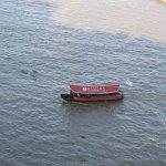 bateau de l'hôtel