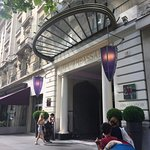 Photo de Paris Marriott Opera Ambassador Hotel