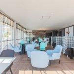 Café Barrière, un bel espace pour prendre une collation