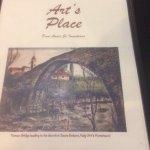 Foto de Art's Place