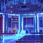 Circular chancel