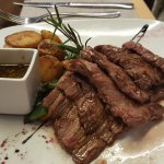 Steak with Chimichuri