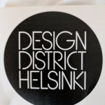 Design District Helsinki - pick up a map