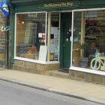 Tea Shop Frontage