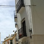 Streets of old town Nerja