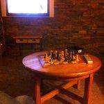 sala de estar/juegos