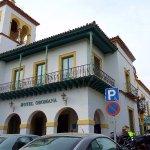 Hotel Oromana - Recepção