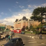 The Fairmont Empress Foto