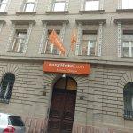 easyHotel Budapest Oktogon Foto