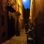 Dark Alleyway to Riad