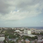 Nassau in May from Water tower
