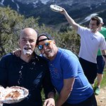 Pie eating contest hike