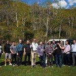 Skeet shooting group