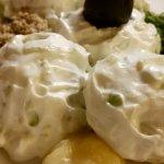 Yogurt salad - loved it!