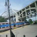 Train station where tour originates from after hotel p/u