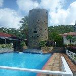 Swimming Pool at Blackbeard's Castle