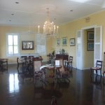 Sitting and Dining Room in Villa Motman