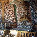 Queen's Bedroom, bed for Marie Antoinette