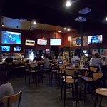 Buffalo Wild Wings, Santa Fe NM. ROCK ON COWBOYS !!