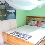 Standard Double Room (12sqm) with TV, Aircon, Refrigerator, Window, Safe & Shower Amenities. (Qu