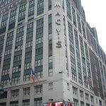 Macy's (blocks long and 7 floors)