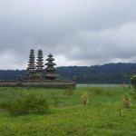 Photo de Terrasse du Lac Tamblingan Sari