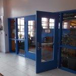 Foto de Blue Window