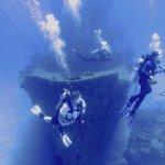 C-53 Shipwreck. Great Dive!