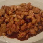 The kung Pao chicken