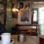The Alma Inn has real Character and great beers.