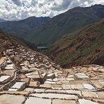 Salt Ponds of Maras