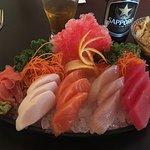 Incredible sashimi!