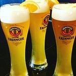 Erdinger Beer on Tap