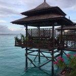 Photo de Sipadan Mabul Resort