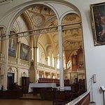 Nun's side of Ursuline Chapel.