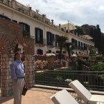 Photo de Grand Hotel Timeo Restaurant