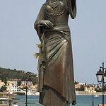 Bouboulina's Statue