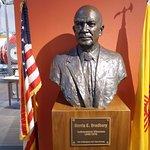 Norris Bradbury. Bradbury Science Museum, Los Alamos NM.