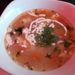Good Fish soup.