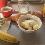 petit dejeuner sucré