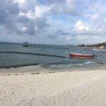 unclean beach