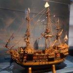 ship display