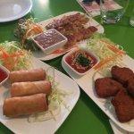 Zoals altijd weer heerlijk gegeten Alles is goed op smaak met lekker veel groenten & geurige rij