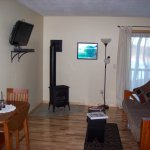 TV/Microwave, Mini Fridge, Private Deck