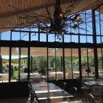 Tasting Room at Tantalus Vineyard
