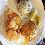 seafood platter comes with oysters